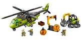 LEGO ® City Volcano Supply Helicopter