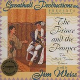 The Prince and the Pauper - Audiobook on CD