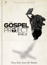 HCSB Gospel Project Bible, Hardcover