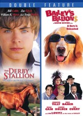 The Derby Stallion/Bailey's Billions, Double Feature DVD