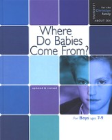 Where Do Babies Come From? Boys' edition