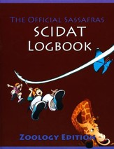 The Official Sassafras SCIDAT Logbook: Zoology Edition