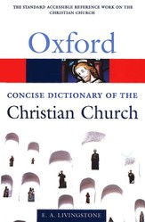Concise Oxford Dictionary of the Christian Church, Revised