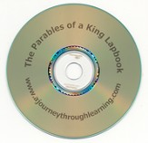 The Parables of a King Lapbook CD-Rom