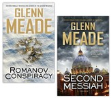 The Glenn Meade Pack - Second Messiah & Romanov Conspiracy