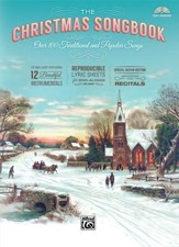 The Christmas Songbook / Book & CD