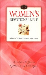 NIV 1984 Women's Devotional Bible, Classic Edition  - Imperfectly Imprinted Bibles