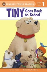 Tiny Goes Back to School - eBook