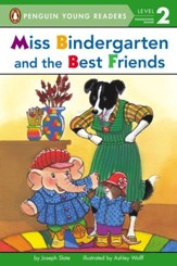Miss Bindergarten and the Best Friends - eBook