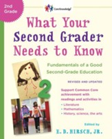 What Your Second Grader Needs to Know (Revised and Updated): Fundamentals of a Good Second-Grade Education - eBook