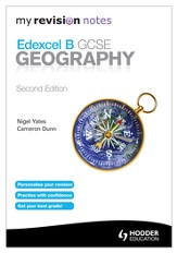 My Revision Notes: Edexcel B GCSE Geography Second Edition / Digital original - eBook