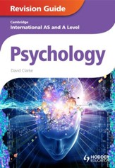 Cambridge International AS and A Level Psychology Revision Guide / Digital original - eBook
