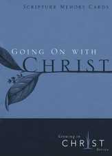 Going On with Christ, Pack of 10 Booklets