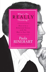 What's He Really Thinking?: How to Be a Relational Genius with the Man in Your Life - eBook