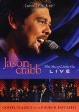 Jason Crabb Live: The Song Lives On, DVD