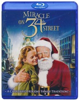 Miracle On 34th Street (1947), Blu-ray