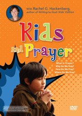 Kids and Prayer (Protestant Edition)