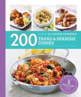 Hamlyn All Colour Cookbook: 200 Tapas & Spanish Dishes / Digital original - eBook