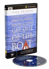 If You Want to Walk on Water, You've Got to Get Out of the Boat,  Small Group DVD