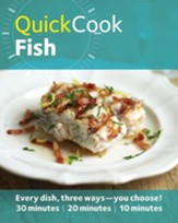 Fish: Hamlyn QuickCook / Digital original - eBook
