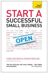 Start a Successful Small Business: Teach Yourself / Digital original - eBook