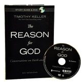 The Reason for God Study Guide with DVD: Conversations  on Faith and Life