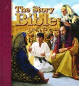 The Story Bible, Over 130 Stories