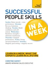 Successful People Skills in a Week: Teach Yourself / Digital original - eBook