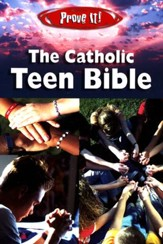 Prove It! The Catholic Teen Bible  - Slightly Imperfect
