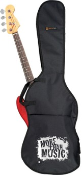 More Than Music Bass Guitar Bag