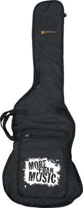 More Than Music Electric Guitar Padded Bag
