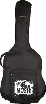 More Than Music Dreadnought Guitar Bag