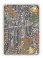 KJV Sportsman's Bible, Compact, Camo Cover