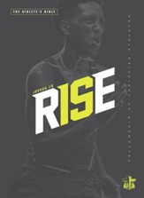 NLT Athlete's Bible: RISE