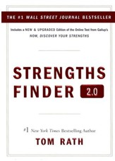 Strengths Finder 2.0: A New and Upgraded Edition of the Online Test for Gallup's Now, Discover Your Strengths
