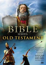 The Bible Series: Old Testament (1958), DVD