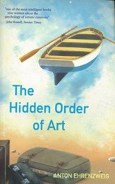 The Hidden Order Of Art / Digital original - eBook