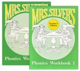Mrs. Silver's Phonics Set: Workbook and Teacher's Guide