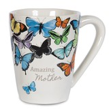 Amazing Mother, Butterfly Mug