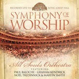 Symphony of Worship, CD/DVD Combo