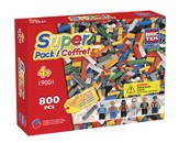 BricTek Super Pack (800 Pieces)