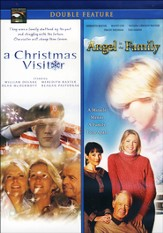 A Christmas Visitor/Angel In The Family, Double Feature DVD