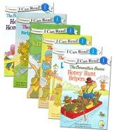The Berenstain Bears I Can Read Level 1 Six Book Set  - Slightly Imperfect