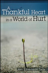 A Thankful Heart in A World of Hurt, Minibook