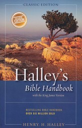 Halley's Bible Handbook  - Slightly Imperfect