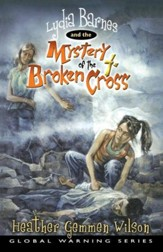 Lydia Barnes and the Mystery of the Broken Cross - eBook