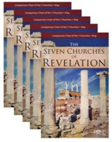 Seven Churches of Revelation, Pamphlet - 5 Pk
