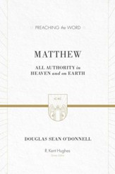 Matthew: All Authority in Heaven and on Earth - eBook