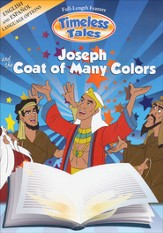 Joseph and the Coat of Many Colors, DVD