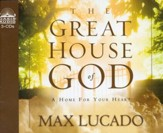 Great House of God        - Audiobook on CD